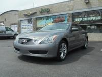 Experience driving perfection in the 2009 INFINITI