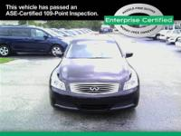 2009 Infiniti G37 Sedan 4dr Base RWD Our Location is: