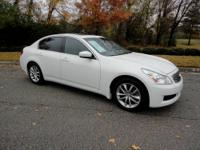 G37 Journey, Leather, and LIFETIME ENGINE WARRANTY!!.