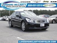 NEW ARRIVAL! This 2009 Infiniti G37 Sedan IS PRICED TO