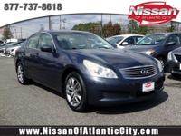 Come see this 2009 INFINITI G37 Sedan x. Its Automatic