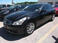 This 2009 INFINITI G37 Sedan x is offered to you for