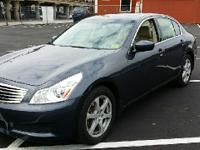 Exterior Color: blue, Body: Sedan, Engine: 3.7L V6 24V
