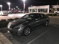 This outstanding example of a 2009 INFINITI M35 is