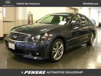 This 2009 Infiniti M35 4dr 4dr Sdn RWD Sedan features a