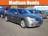 2009 INFINITI M35X CARFAX.(this vehicle looks
