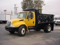 2009 International 4300 2009 INT 4300 Dump Equipped