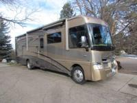2009 ITASCA SUNCRUISER M-35P Original Owner, All
