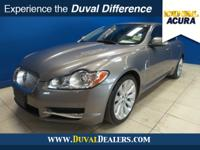 Clean accident free carfax. XF Premium, 4D Sedan, 4.2L