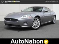 2009 Jaguar XK Series Our Location is: AutoNation Honda