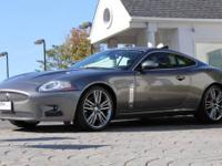 2009 Jaguar XKR Portfolio Coupe *Shadow Grey Exterior