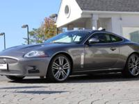 2009 Jaguar XKR Portfolio Coupe Shadow Grey Exterior