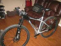 2009 Jamis Durango 29er for sale. Bike is in great