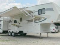 2009 Jayco Eagle Super Lite 31.5bhds fifth wheel, 2