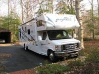 2009 Jayco Greyhawk 31FK Class C Unit featured in 2009
