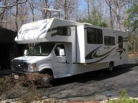 Unit featured in 2009 Timonium RV show: top of the line