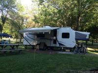 2009 Jayco Jay Feather 23 B expandable. 24 Foot two