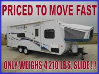2009 Jayco Jay Feather 23B Hybrid - $12,495.