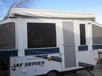 2009 Jayco Jay Series 1007 Pop Up Trailer Considered to