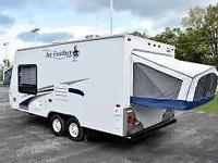 I'm selling my 19H Jayco Hybrid Travel Trailer. Very