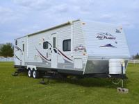 Jayco 32BHDS Travel Trailer. Some of the features