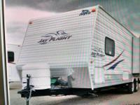 2009 Jayco Jayflight m-24rks . Excellent condition!!