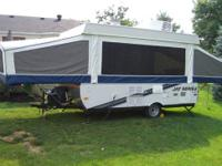 Camper is in showroom condition! The Jayco Jay Series