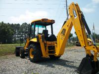 Heavy duty turbo (86 hp internet) diesel engine JCB