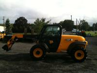 2009 JCB 527-55 USED JCB 527-55 LOADALL CAB WITH A/C