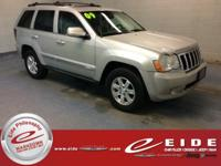 This 2009 Jeep Grand Cherokee Limited is Light