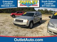 Outlet Rental Car Sales is excited to offer this 2009