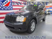 Options:  2009 Jeep Grand Cherokee Laredo Our