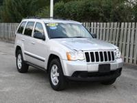 CARFAX 1 Owner ! 4WD Laredo trim with: Satellite