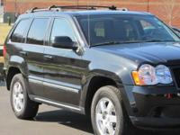 - -1-OWNER GRAND CHEROKEE LAREDO 4X4 WITH WARRANTY AND