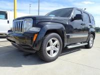 Options:  2009 Jeep Liberty Limited 4X4 4Dr