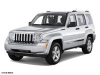 Options:  2009 Jeep Liberty Limited|Suv 4X4|Buckle Up