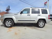 Options:  2009 Jeep Liberty Sport 4X4 4Dr