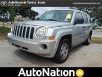2009 Jeep Patriot Our Location is: AutoNation Toyota