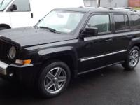 Just Arrived ....... 2009 Jeep Patriot Limited 4x4 ,