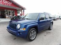 Options:  2009 Jeep Patriot Visit Auto Group Leasing