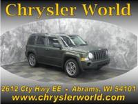 Options Included: Four Wheel Drive, 4-Wheel ABS,