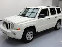 This awesome 2009 Jeep Patriot comes loaded with the