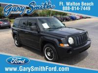 Options:  2009 Jeep Patriot Sport|Cloth. 5Spd! A Great