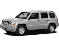 ~~ 2009 Jeep Patriot Sport ~~ CARFAX: Buy Back
