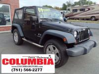 2009 Jeep Wrangler X Manual transmission, 69k miles,