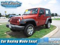 Looks Fantastic! Carfax One Owner! 4-Wheel Drive, MP3