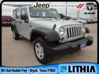 2009 Jeep Wrangler Unlimited 4dr 4x2 X X Our Location