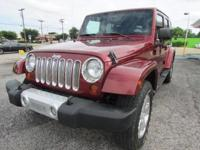 This is a Jeep Wrangler for sale by Empire Exotic