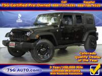 **** JUST IN FOLKS! THIS2009 JEEP WRANGLER UNLIMITED