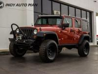 Options:  2009 Jeep Wrangler Unlimited Rubicon|2009